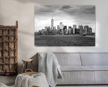Skyline New York (2:3) von Lolke Bergsma