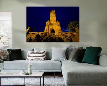 Grunewald Toren Berlijn van Frank Herrmann