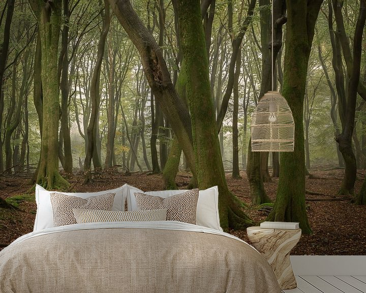 Impression: Des arbres qui dansent sur Jan Koppelaar