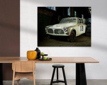 Lost Volvo Amazon... von Vincent Willems