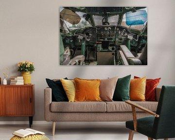 Cockpit von Wim van de Water