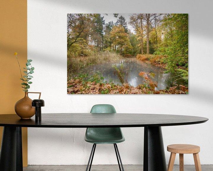 Sfeerimpressie: Herfst in Nederland van Mark Bolijn