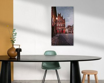 De waag in Doesburg van AciPhotography