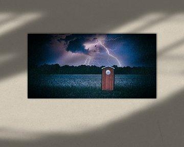Location de toilettes en cas d'orage sur Tilo Grellmann | Photography