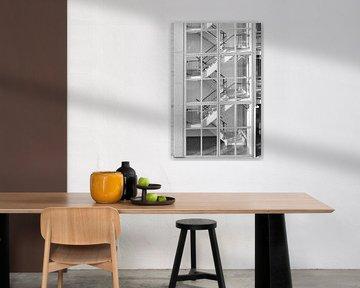 Glastreppe von Artisticcreationsbyramona
