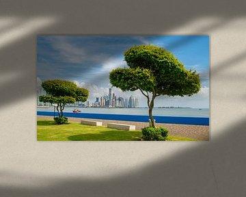 Ville de Panama, Panama sur Guenter Purin