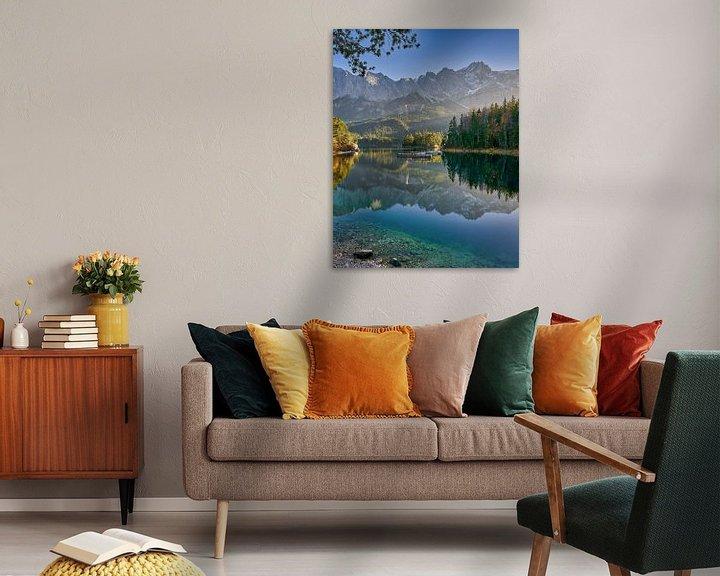 Beispiel: Eibsee von Einhorn Fotografie