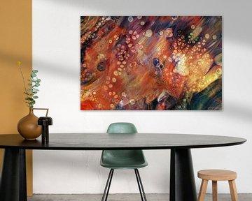 Herbst-Abstract von Jacky Gerritsen