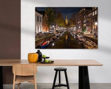 Die Lichter sind an in Amsterdam von Foto Amsterdam / Peter Bartelings