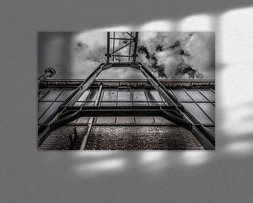 Industrieel detail van Ans Bastiaanssen