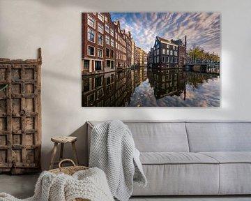 Venetië in Amsterdam van Pieter Struiksma