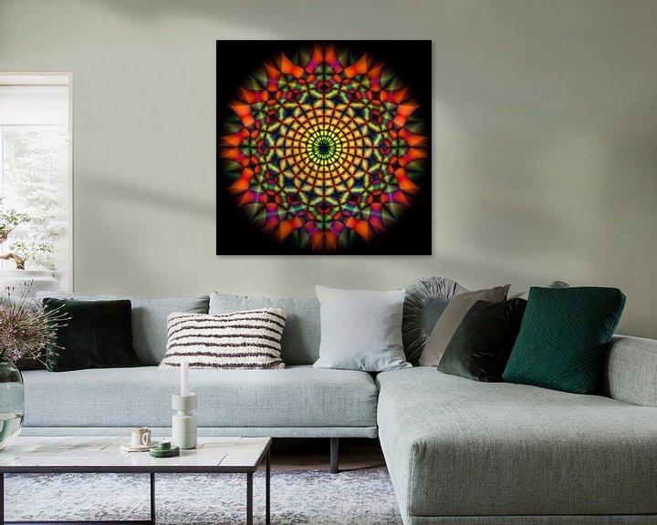 Sfeerimpressie: Kaleidoskoop van Adelheid Smitt