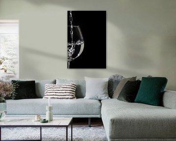 Spritz! Beruhigendes Wasserfest in einem Weinglas von Tosca Dekker - Fleury