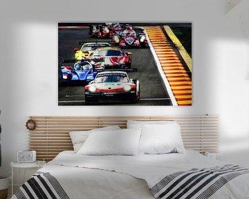 Porsche ist führend von Stefano Scoop