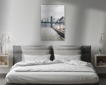 Brooklyn Bridge New York von Joni Israeli