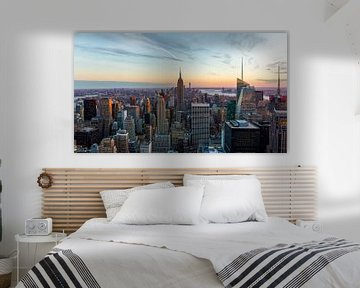 Skyline New York van Joni Israeli