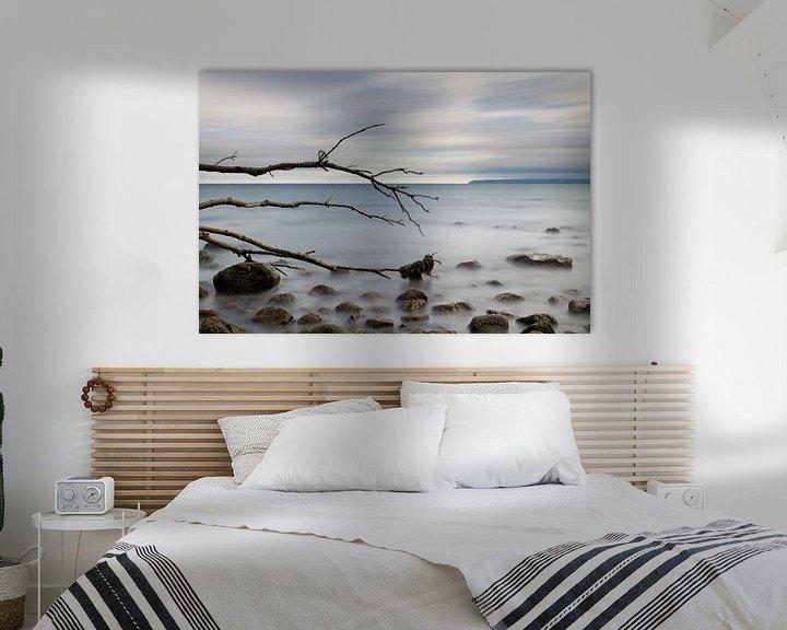 Beispiel: Naturstrand an der Ostsee von Ralf Lehmann