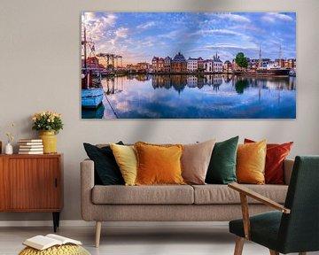 Maasluis, Südholland von Brian van Daal