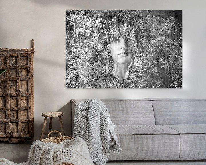 Sfeerimpressie: Modern Nostalgisch portret van Marijke de Leeuw - Gabriëlse