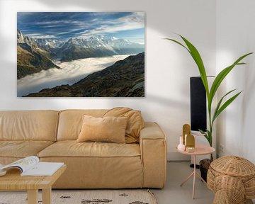 Mont Blanc Eiland van Jc Poirot