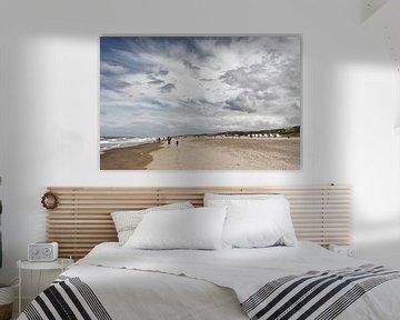 Strand van Cadzand van Mister Moret Photography