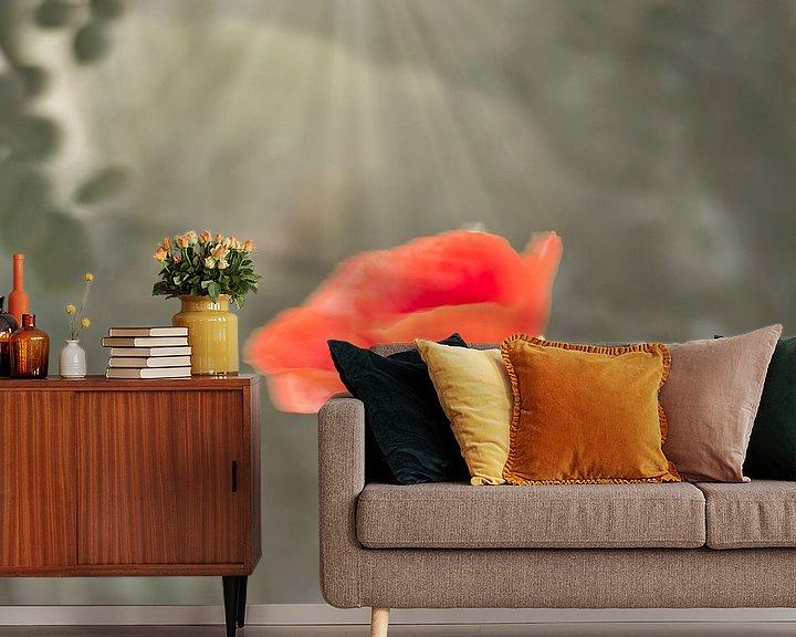 Sfeerimpressie behang: Color of the summer van Willy Backhaus