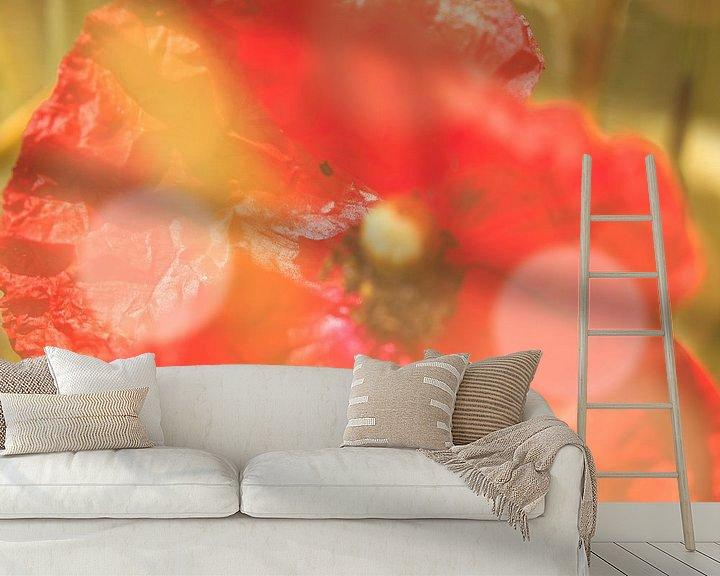 Sfeerimpressie behang: Summer van Willy Backhaus