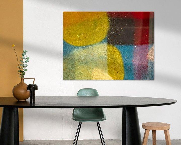 Sfeerimpressie: Different colors van Willy Backhaus
