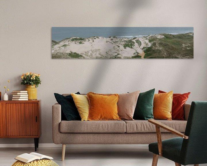 Impression: La côte danoise sur Willy Backhaus