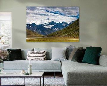 Rifflsee von Harold van den Berge