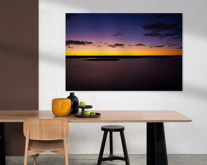 Sfeerimpressie: Zonsondergang Namibië van Studio Wanderlove