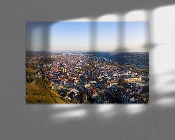 Luftbild Esslingen am Neckar von Werner Dieterich