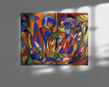 Kunst ohne Titel, ADOLF HÖLZEL, 1920