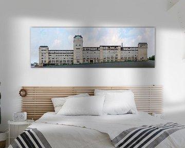 Chemnitz | Wanderer Werke von Panorama Streetline