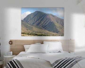 west maui mountains van Bas Berk
