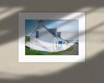 Pier-Haus von Haaije Bruinsma Fotografie