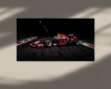 Max Verstappen - RedBull Racing F1 Team van Kevin Baarda