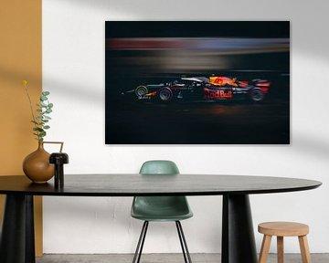 Max Verstappen Vs Lewis Hamilton - F1 Redbull Mercedes von Kevin Baarda