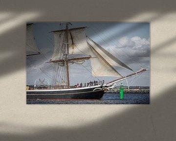 Segelschiff von Jürgen Schmittdiel Photography