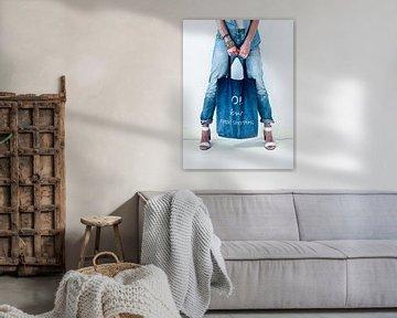 Style jeans sur Katja • W