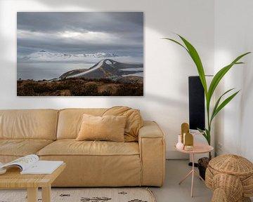Atlantische Oceaanweg in Noorwegen van Maik Richter