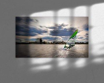 Wind en water sur Jan van der Knaap