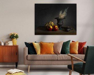 Stilleben Rembrandt von Danny den Breejen