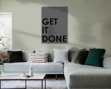 GET IT DONE von Simon Rohla