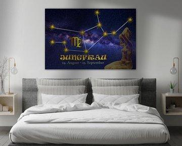 Sternzeichen - Jungfrau von Christine Nöhmeier
