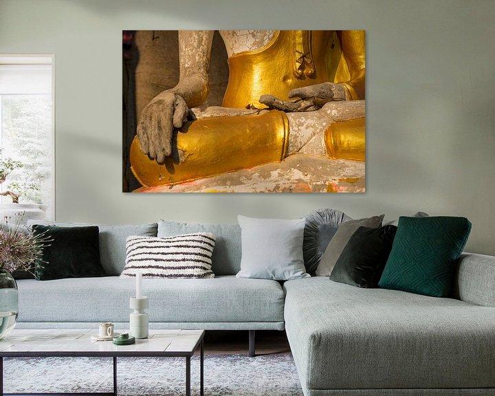 Sfeerimpressie: Buddha / Boeddha van Coby Vriens