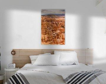 Bryce-Canyon-Nationalpark von Marlies van Zetten