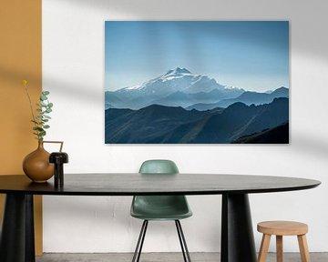 Mount Elbrus van Vladyslav Durniev