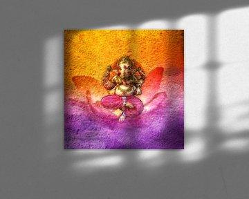 Ganesha von Karin Schwarzgruber