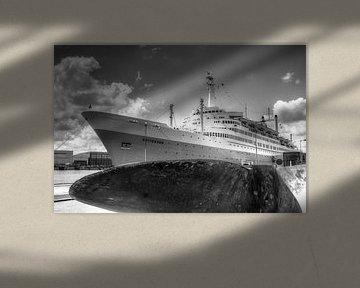SS Rotterdam BNW von Rene van de Esschert
